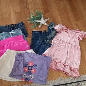 Bundle of size 5 girls clothes